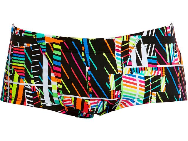 Funky Trunks Classic - Bañadores Hombre - Multicolor